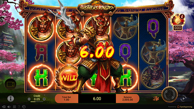 Brothers Kingdom | Game Guide | SG Slot | Asia Top Online Slot Games